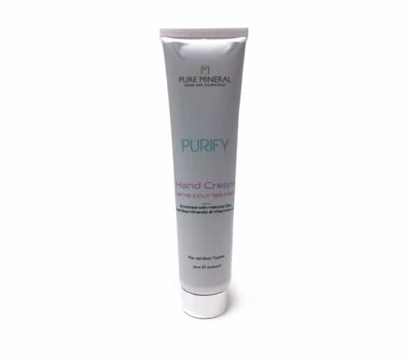 Pure Mineral Hand Cream 75 ml