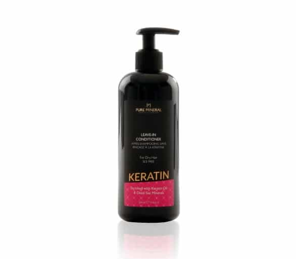 Leave-in Dry Hair Conditioner with Keratin 350ml