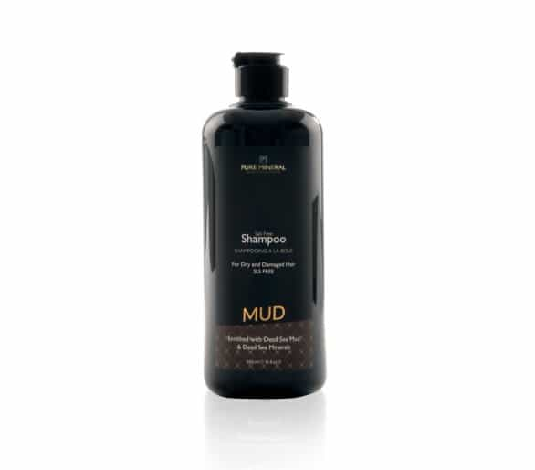 Dead Sea Mud Shampoo 500ml
