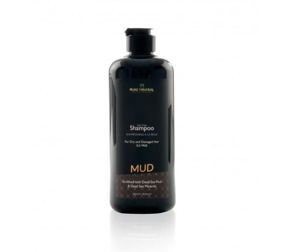 Pure Mineral Šampón na vlasy s obsahem bahna z Mrtvého moře 500ml