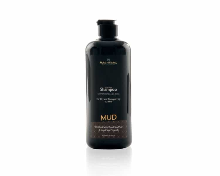Pure Mineral Shampoo for hair containing mud from the Dead Sea 500ml