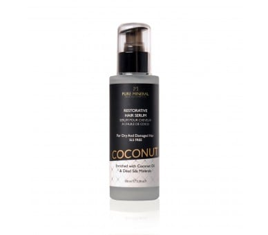Pure Mineral Hair Serum with Coconut Oil 100ml