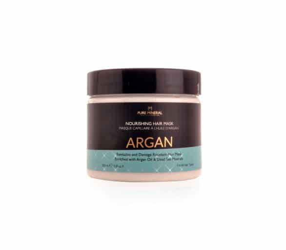 Pure Mineral Hair Mask with Argan Oil 350ml