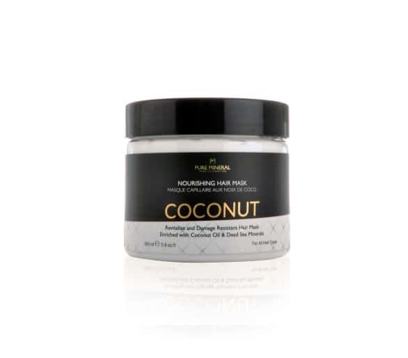 Pure Mineral Hair Mask with coconut oil 350ml