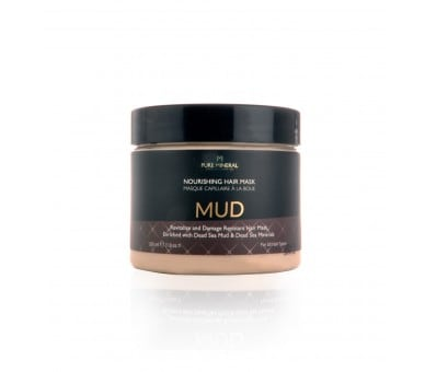 Pure Mineral Hair mask with Dead Sea mud 350ml