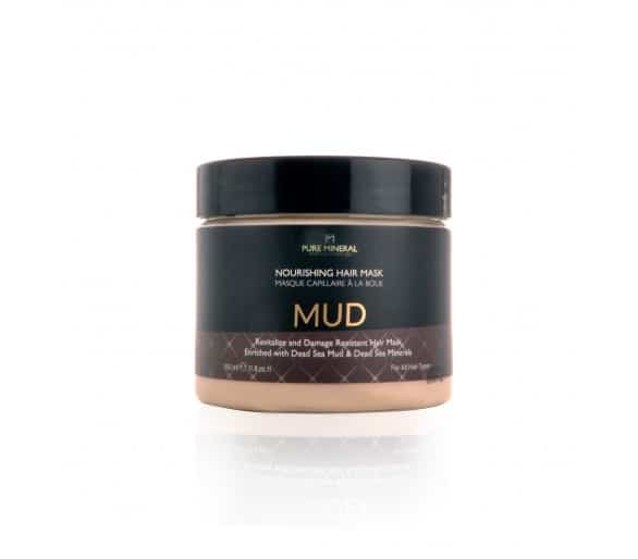 Dead Sea Mud Hair Mask 350ml