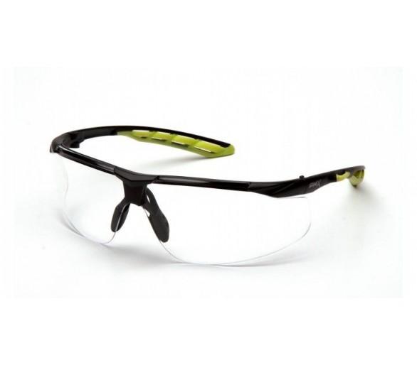 Pyramex Flex-lyte ESBL10510DTM, lunettes de sécurité, transparentes, sans buée