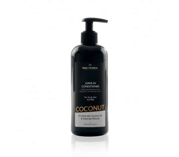 Leave-in Curly Hair Conditioner with Coconut Oil 350ml