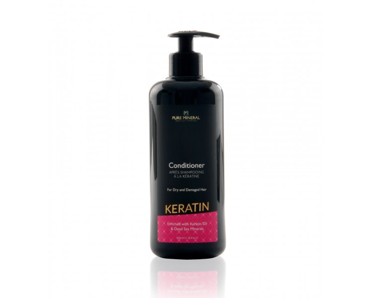 Pure Mineral Hair conditioner with keratin content 500ml