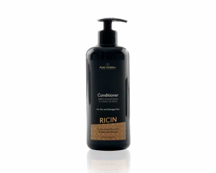 Pure Mineral Hair Conditioner with Castor Oil 500ml