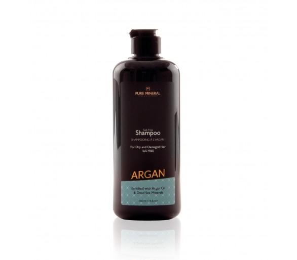 Pure Mineral Šampón na vlasy s arganovým olejom 500ml