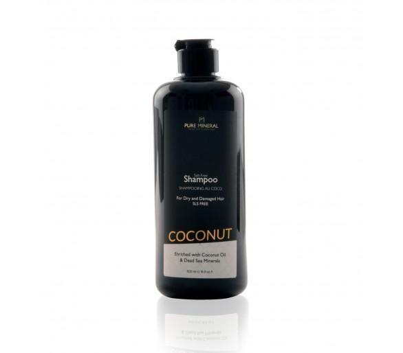 Champú para el cabello con aceite de coco 500ml