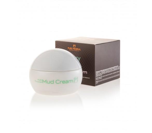Crema natural multipropósito con contenido de lodo del Mar Muerto 250 ml