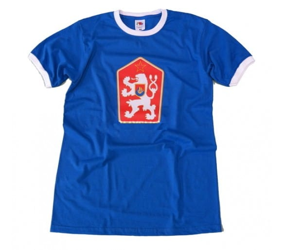 T-Shirt Retro Tschechoslowakei