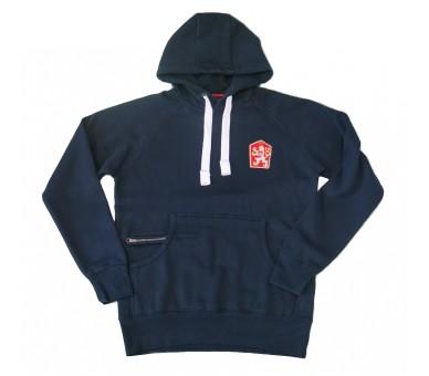 Sweatshirt ATLANTA Retro Czechoslovakia blue