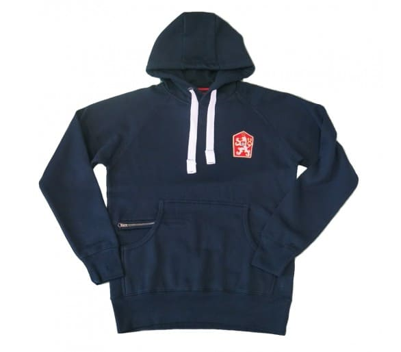 Sweatshirt ATLANTA Retro Tschechoslowakei blau