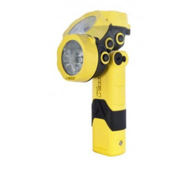 ADALIT L-3000 safety flashlight with 220V charger