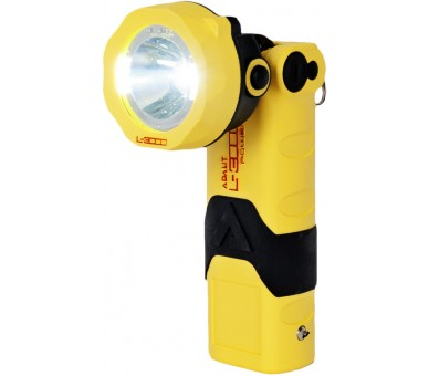 ADALIT L-3000 POWER safety flashlight with 12V charger