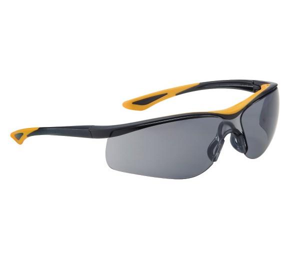 DUNLOP SPORT 9000 A (fumée) - lunettes de sécurité avec protection solaire