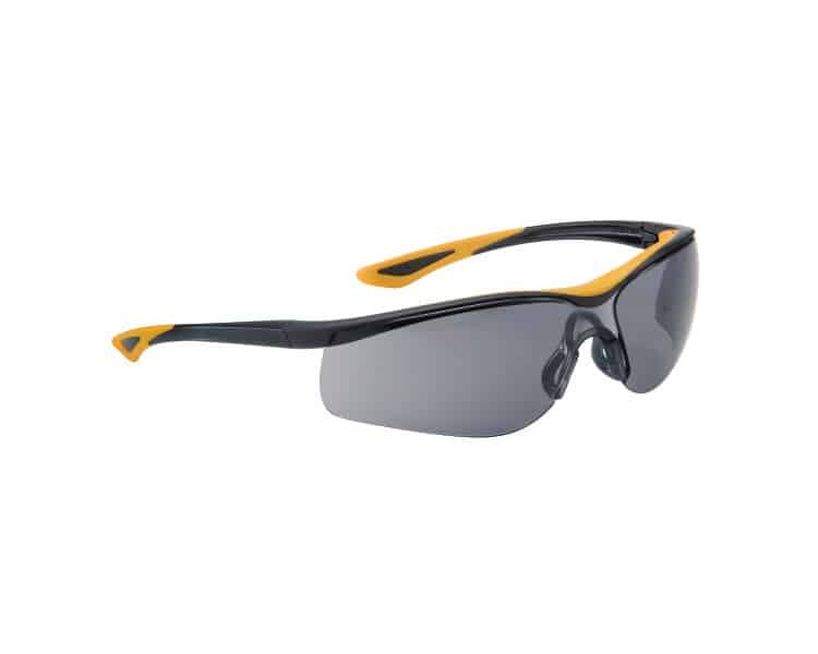 DUNLOP SPORT 9000 A (smoke) - safety goggles with sunscreen