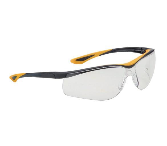 DUNLOP SPORT 9000 B (átlátszó) - védőszemüveg lencsékkel a jobb láthatóság érdekében