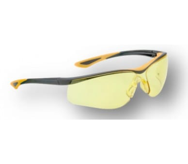 DUNLOP SPORT 9000 C (yellow) - Goggles with visibility glasses