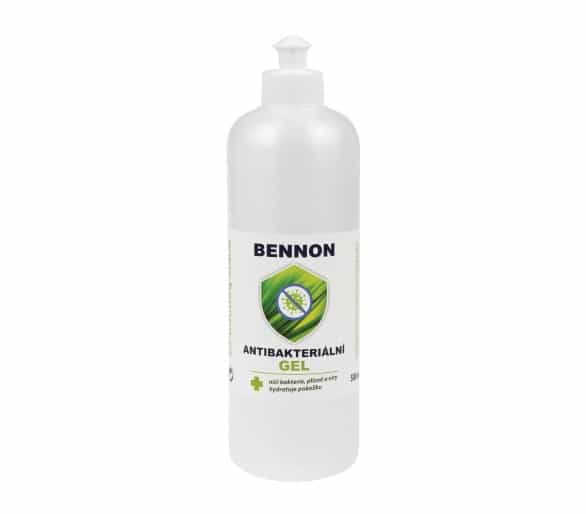 BNN Antibacterial gel 500 ml