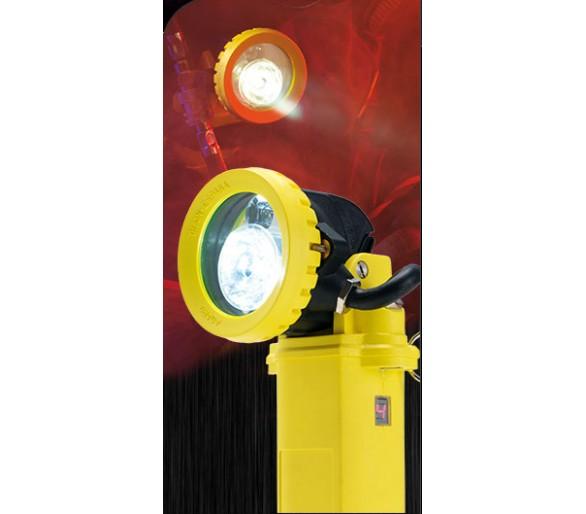 ADALIT L-2000.LB wiederaufladbare Sicherheitstaschenlampe