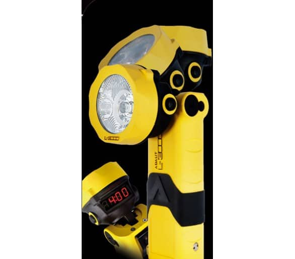 LIGHT ADALIT L-3000 high performance professional safety torch