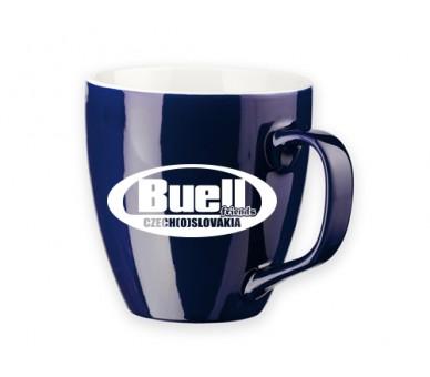 Mug blue Buellfriends Czech (o) Slovakia