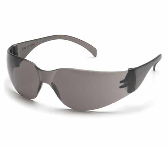 Intruder ES4120S, safety glasses, gray