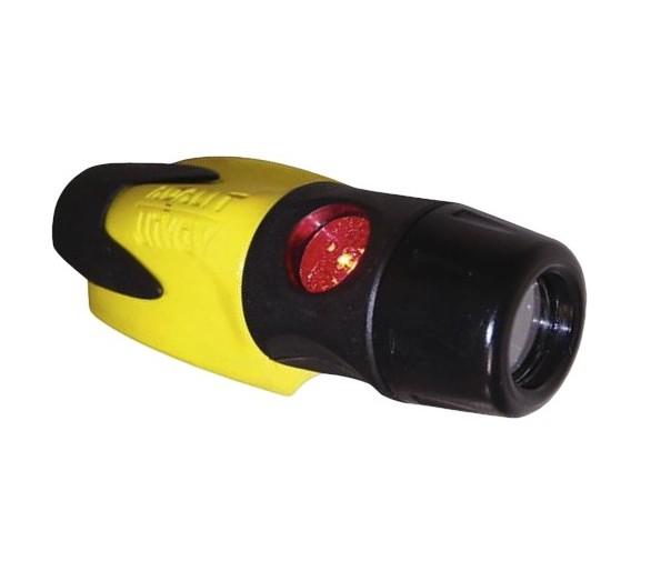 Lampe de poche ADALIT L10 pour atmosphères explosibles