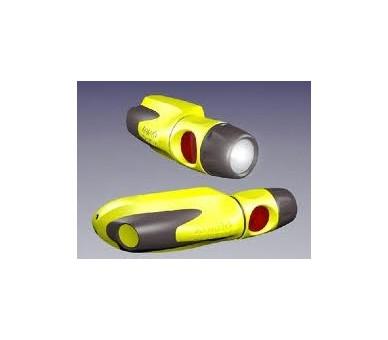 Linterna ADALIT L10M para atmósferas potencialmente explosivas