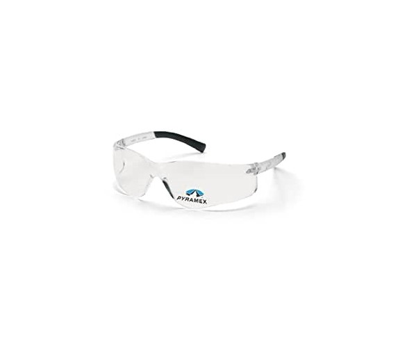 ZTEK Readers ES2510R10, plus 1 diopter, goggles, clear.